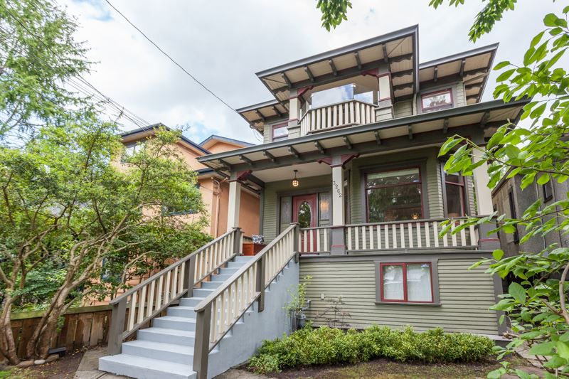 Main Photo: 3262 FLEMING STREET in Vancouver: Knight House for sale (Vancouver East)  : MLS®# R2173127