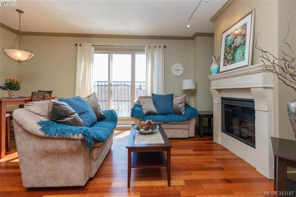 Main Photo: 206 1642 McKenzie Avenue in VICTORIA: SE Lambrick Park Condo Apartment for sale (Saanich East)  : MLS®# 383197