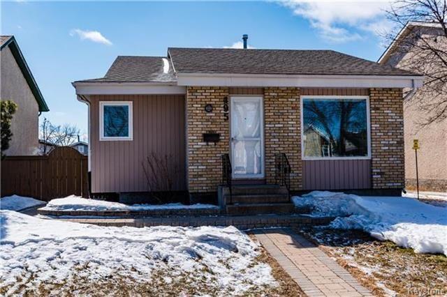 Main Photo: 495 Paddington Road in Winnipeg: River Park South Residential for sale (2F)  : MLS®# 1808177