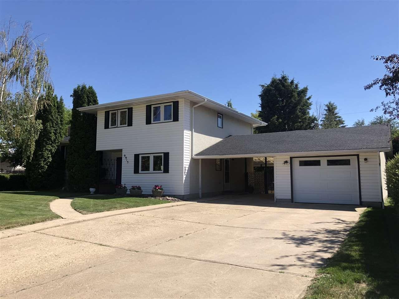 Main Photo: 9915 95 Street: Westlock House for sale : MLS®# E4117777