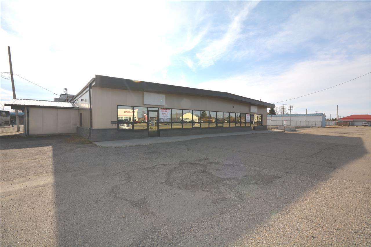 Main Photo: 8715 100 Avenue in Fort St. John: Fort St. John - City NE Industrial for lease (Fort St. John (Zone 60))  : MLS®# C8020243