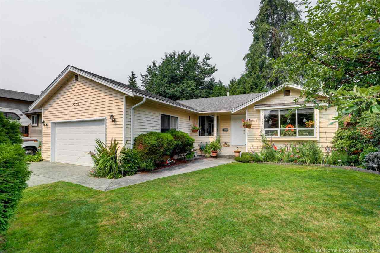 """Main Photo: 22715 BALABANIAN Circle in Maple Ridge: East Central House for sale in """"EAST"""" : MLS®# R2296896"""