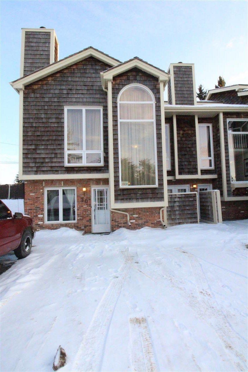 Main Photo: 30 1440 SHERWOOD Drive: Sherwood Park Townhouse for sale : MLS®# E4139726
