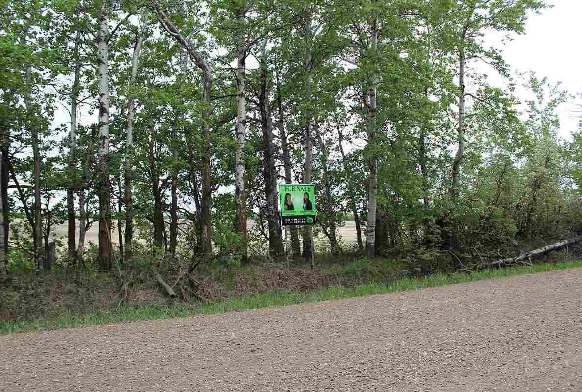 Main Photo: 55318 RR 231: Rural Sturgeon County Rural Land/Vacant Lot for sale : MLS®# E4145087