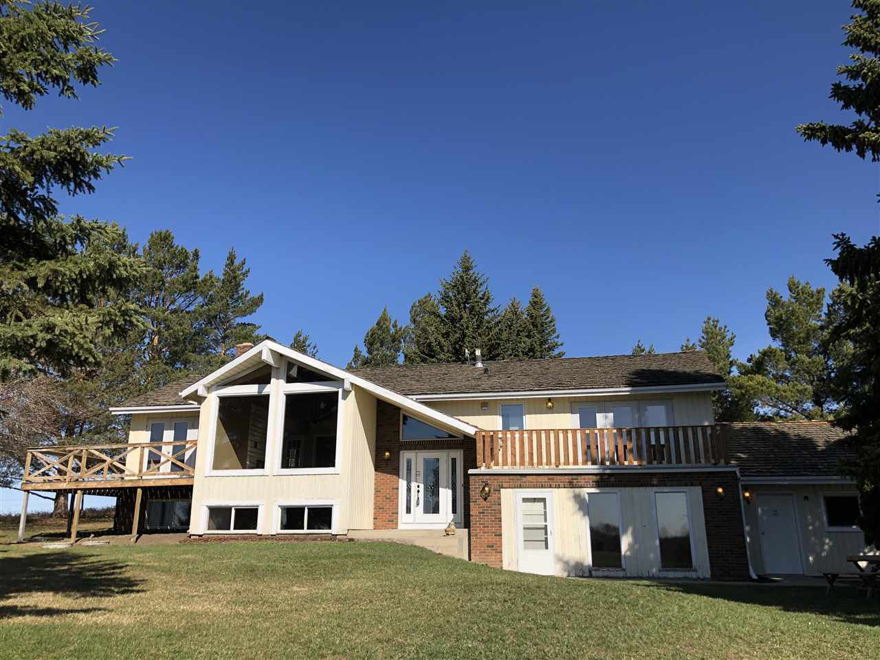 Main Photo: 2 240018 TWP RD 472: Rural Wetaskiwin County House for sale : MLS®# E4154184