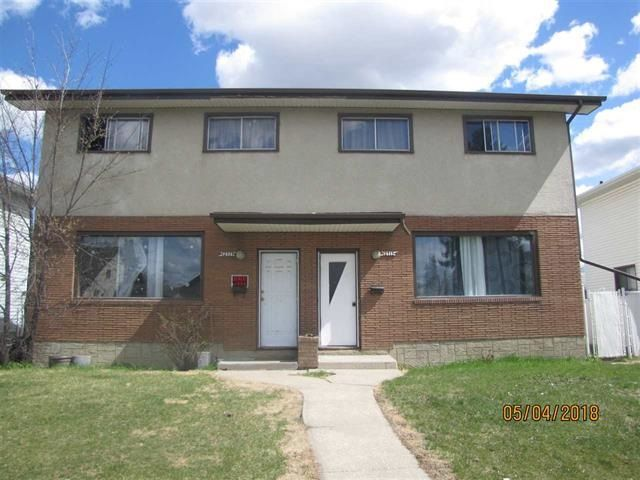 Main Photo: 12715 12717 94 Street in Edmonton: Zone 02 House Duplex for sale : MLS®# E4159241