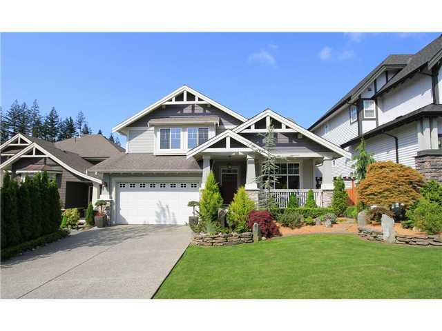 Main Photo: 15 MAPLE DR in Port Moody: Heritage Woods PM House for sale : MLS®# V952330