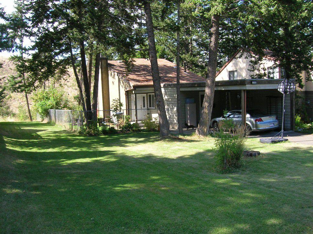 Main Photo: 598 Gleneagles Drive in Kamloops: Sahali House for sale : MLS®# 113539