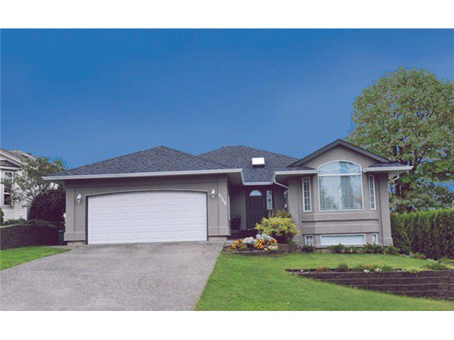 "Main Photo: 8246 FORBES ST in Mission: Mission BC House for sale in ""COLLEGE HEIGHTS"" : MLS®# F1323180"