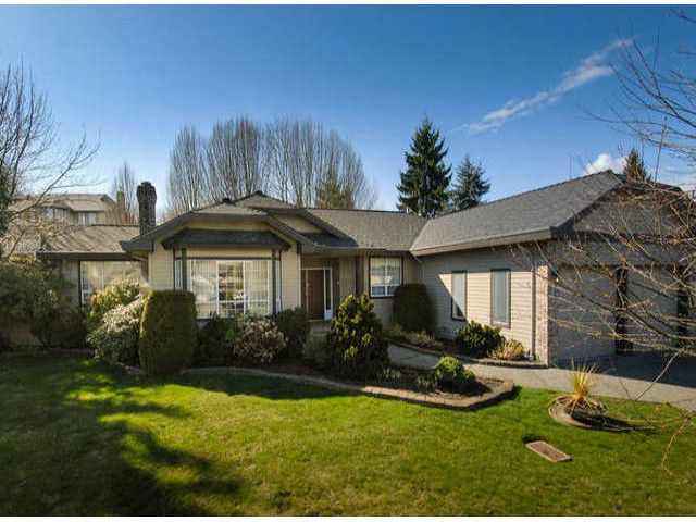 """Main Photo: 7473 150A Street in Surrey: East Newton House for sale in """"CHIMNEY HILLS"""" : MLS®# F1406656"""