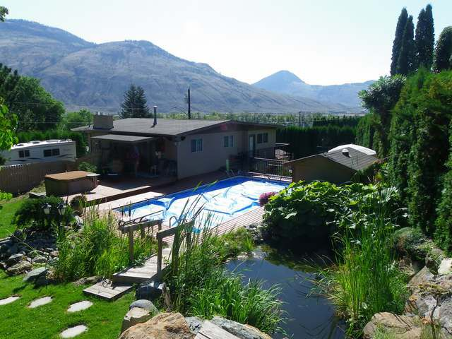 Main Photo: 2418 PARKVIEW DRIVE in : Westsyde House for sale (Kamloops)  : MLS®# 128387