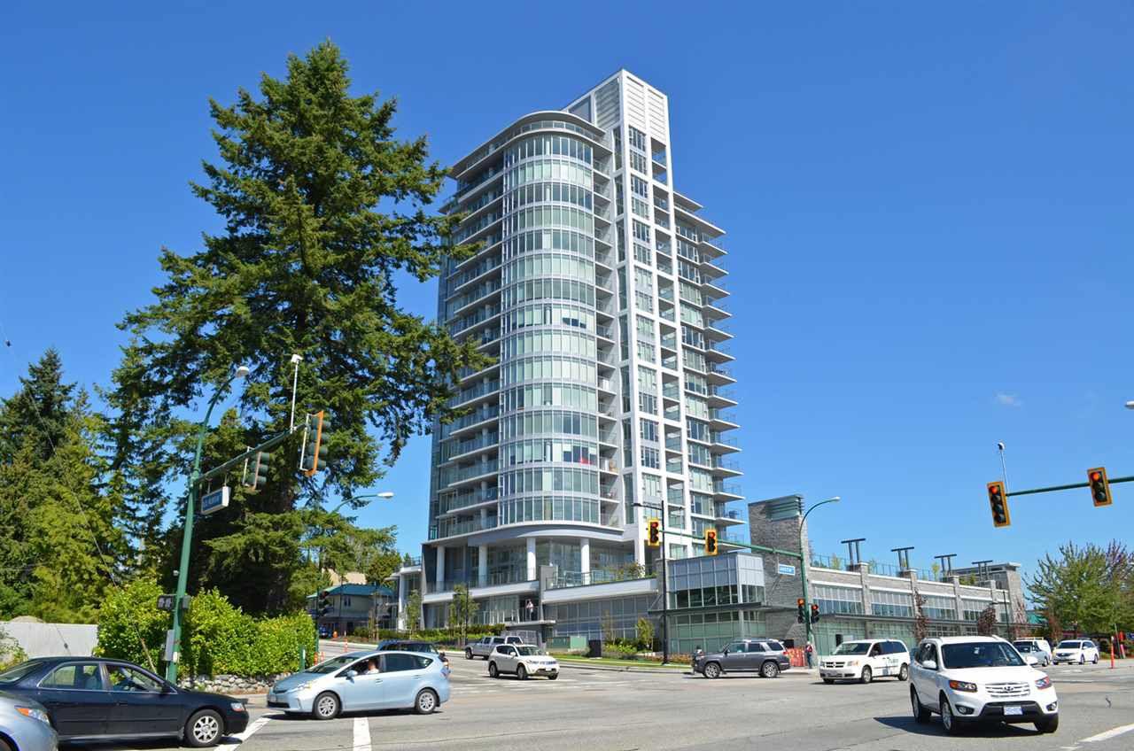 "Main Photo: 1209 958 RIDGEWAY Avenue in Coquitlam: Central Coquitlam Condo for sale in ""THE AUSTIN"" : MLS®# R2028274"