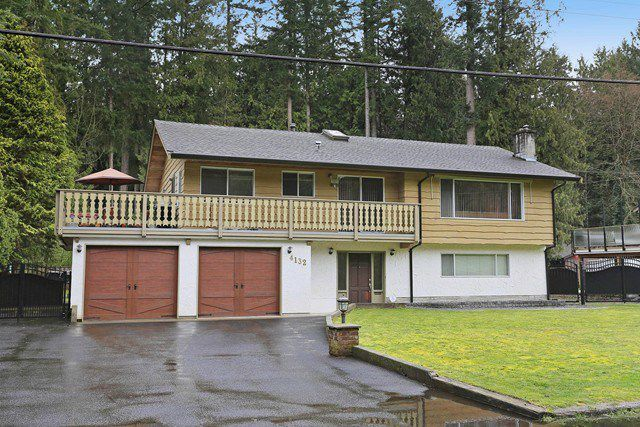 Main Photo: 4132 196 Street in Langley: Brookswood Langley House for sale : MLS®# R2044607
