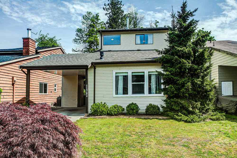 Main Photo: 11782 N WILDWOOD Crescent in Pitt Meadows: South Meadows House for sale : MLS®# R2065403