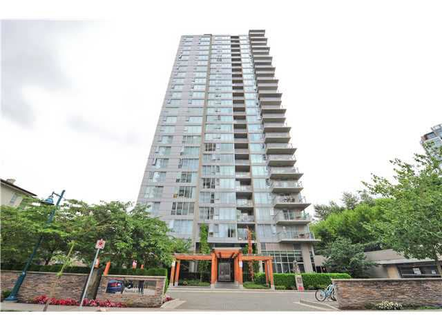 """Main Photo: 902 660 NOOTKA Way in Port Moody: Port Moody Centre Condo for sale in """"NAHANNI"""" : MLS®# R2088770"""