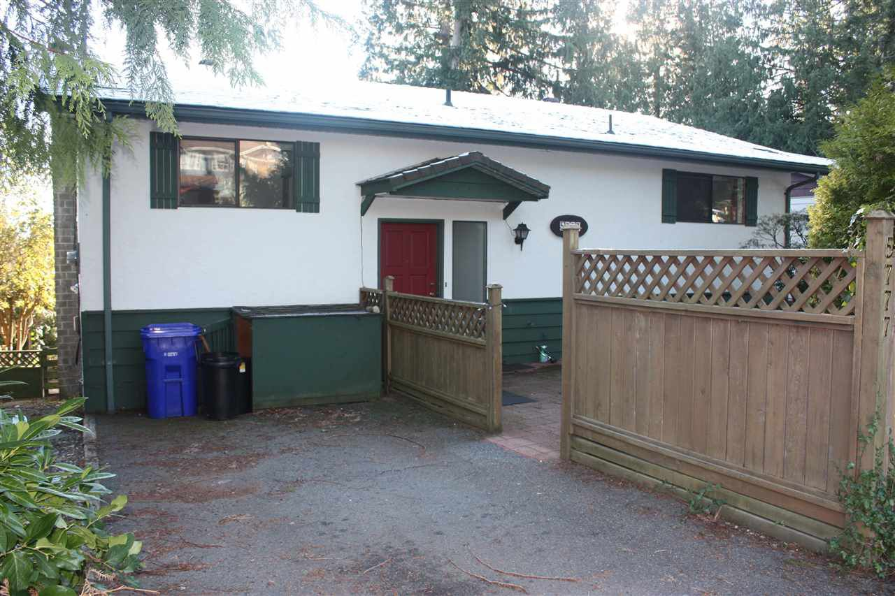 Main Photo: 5777 ANCHOR Road in Sechelt: Sechelt District House for sale (Sunshine Coast)  : MLS®# R2120688