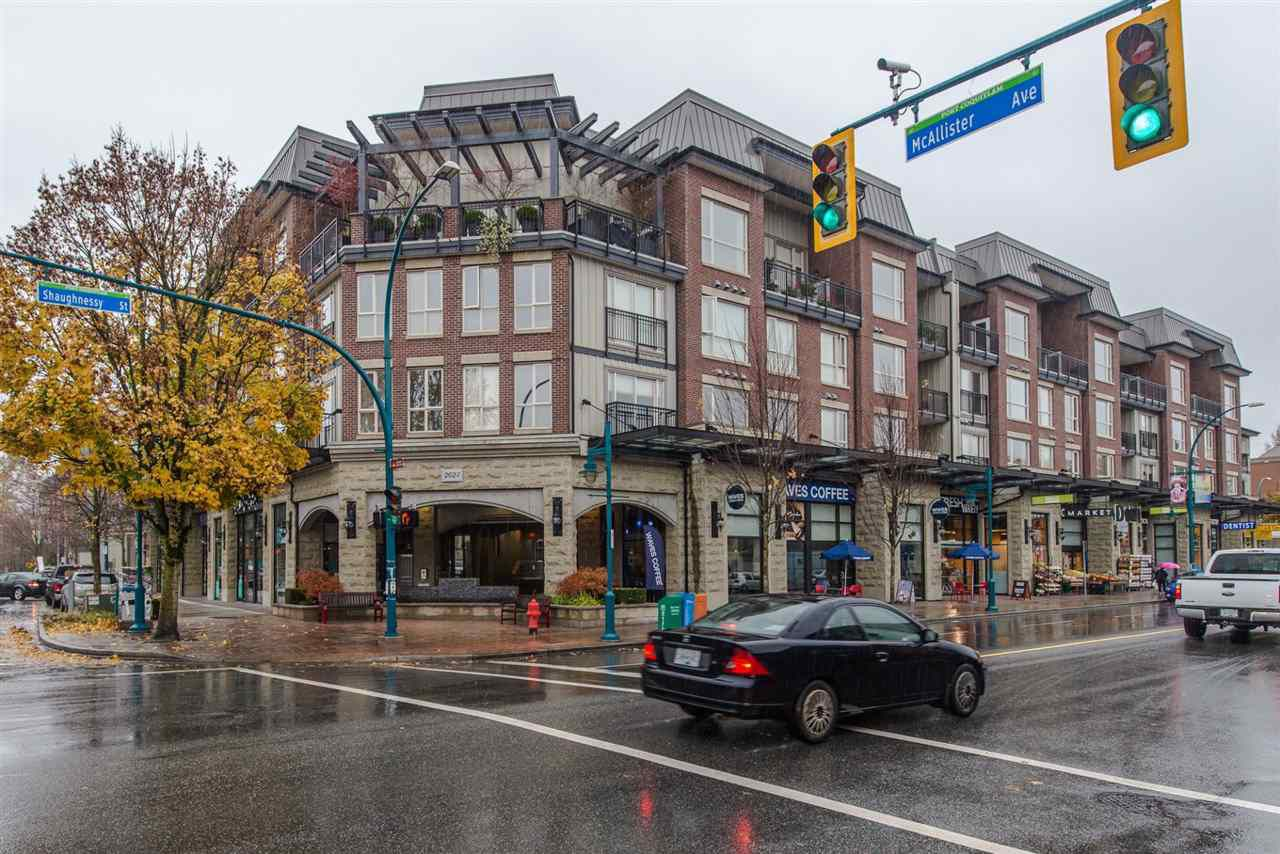 """Main Photo: 212 2627 SHAUGHNESSY Street in Port Coquitlam: Central Pt Coquitlam Condo for sale in """"VILLAGIO"""" : MLS®# R2120924"""