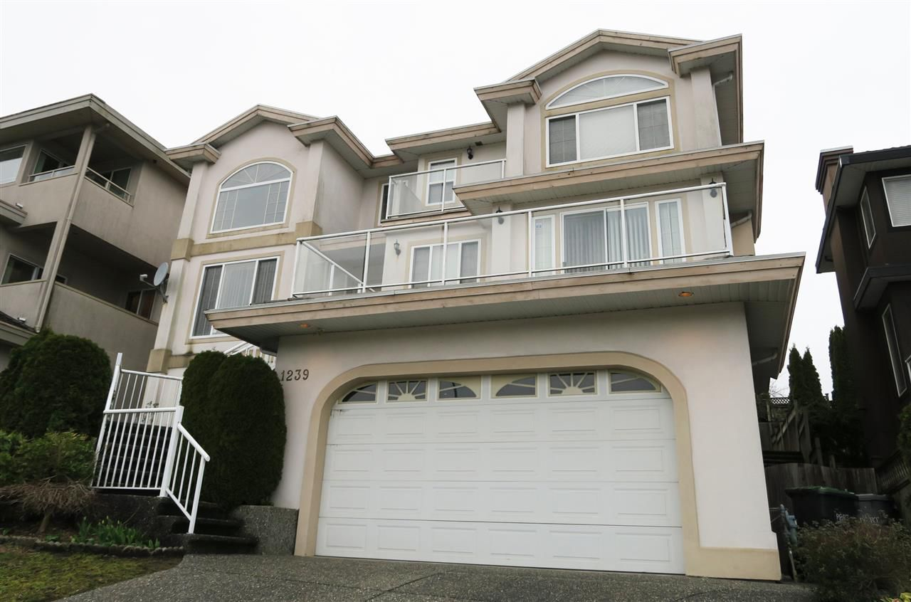 Main Photo: 1239 CONFEDERATION Drive in Port Coquitlam: Citadel PQ House for sale : MLS®# R2174246