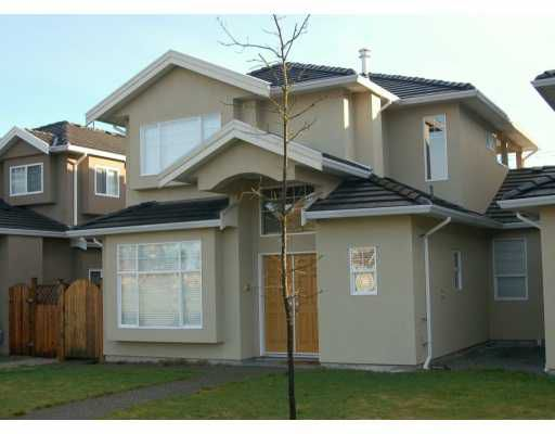 Main Photo: 5312 PATTERSON Ave in Burnaby: Central Park BS House 1/2 Duplex for sale (Burnaby South)  : MLS®# V627767