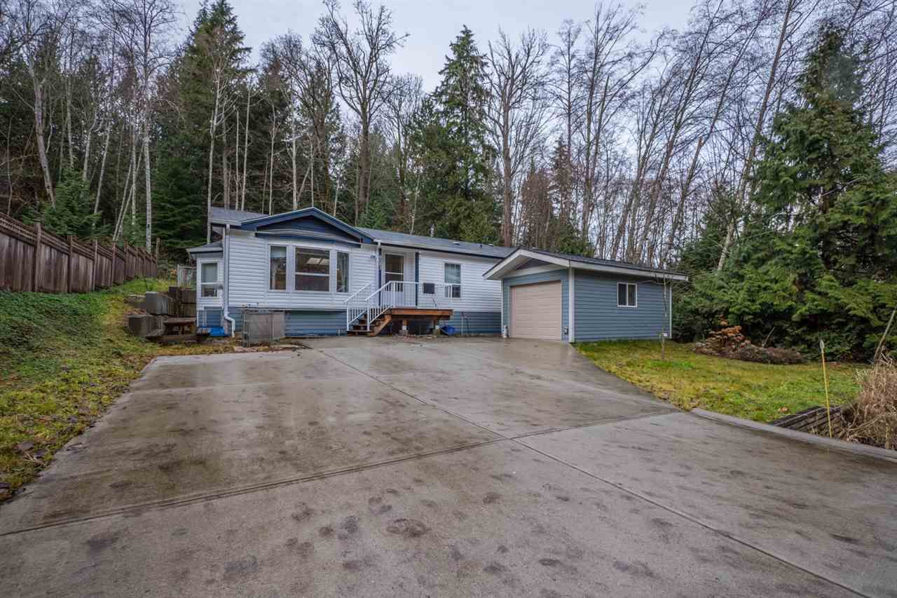 Photo 1: Photos: 6083 FAIRWAY Avenue in Sechelt: Sechelt District Manufactured Home for sale (Sunshine Coast)  : MLS®# R2232724