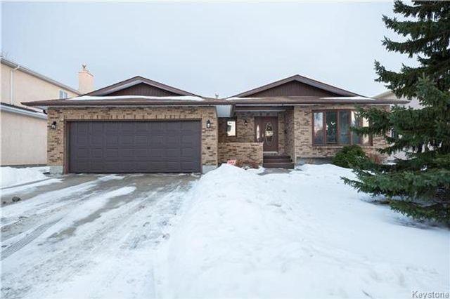 Main Photo: 46 Meadow Ridge Drive in Winnipeg: Richmond West Residential for sale (1S)  : MLS®# 1801065