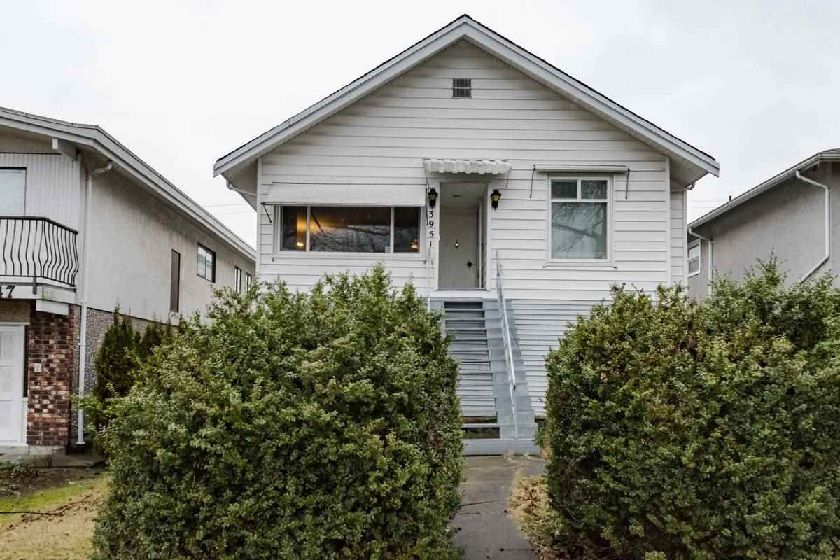 Main Photo: 3951 PARKER Street in Burnaby: Willingdon Heights House for sale (Burnaby North)  : MLS®# R2233853