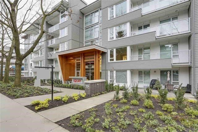 Main Photo: 413 255 W 1ST STREET in Vancouver: Lower Lonsdale Condo for sale (North Vancouver)  : MLS®# R2241083