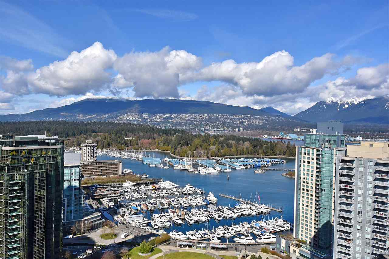 "Main Photo: 2804 1211 MELVILLE Street in Vancouver: Coal Harbour Condo for sale in ""The Ritz"" (Vancouver West)  : MLS®# R2247457"