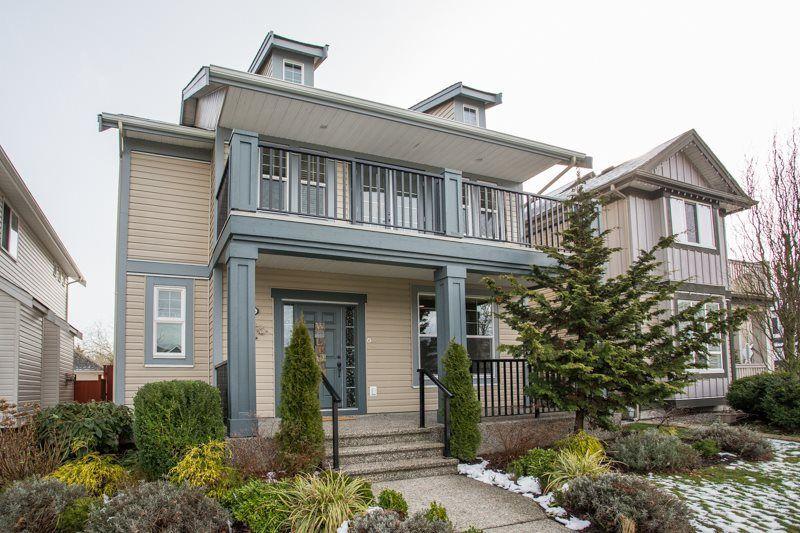 Main Photo: 11116 CALLAGHAN CLOSE in Pitt Meadows: South Meadows House for sale : MLS®# R2241337