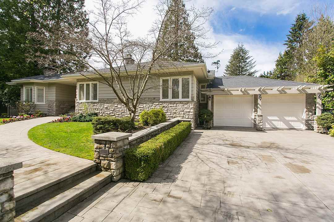 Main Photo: 3305 AINTREE DRIVE in : Edgemont House for sale (North Vancouver)  : MLS®# R2157585