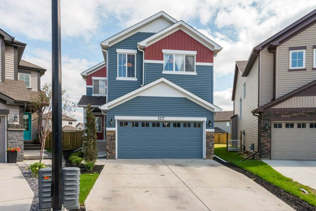 Main Photo: 5217 19 Avenue in Edmonton: Zone 53 House for sale : MLS®# E4127055
