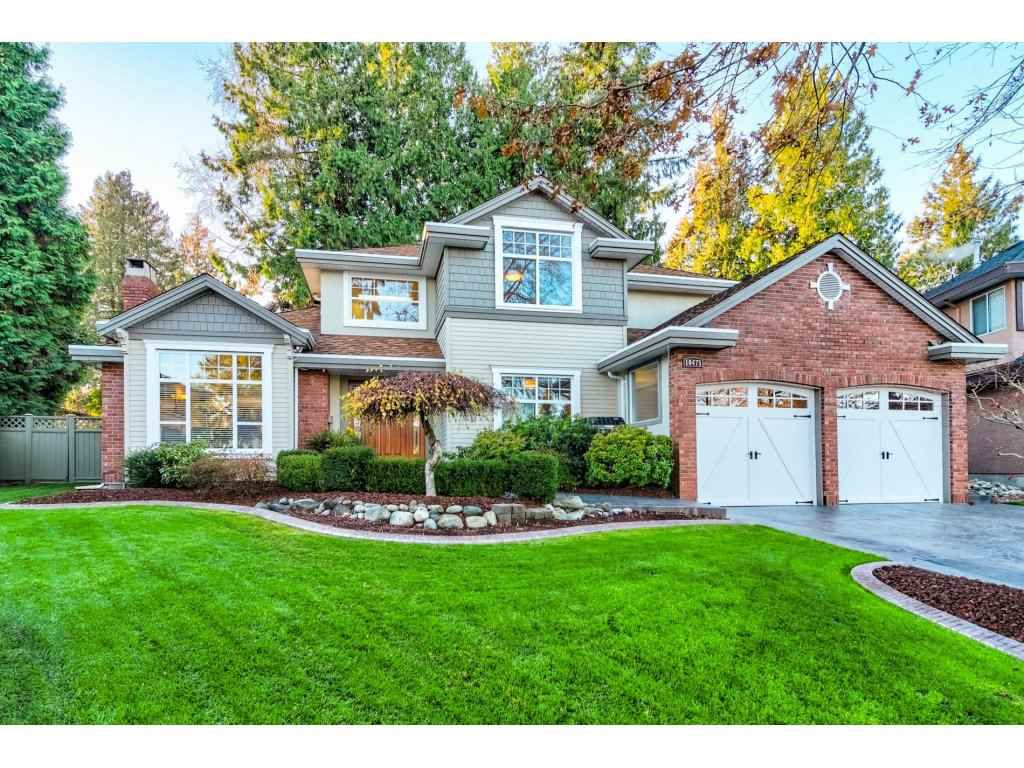 """Main Photo: 10475 WILLOW Grove in Surrey: Fraser Heights House for sale in """"GLENWOOD ESTATES"""" (North Surrey)  : MLS®# R2324163"""