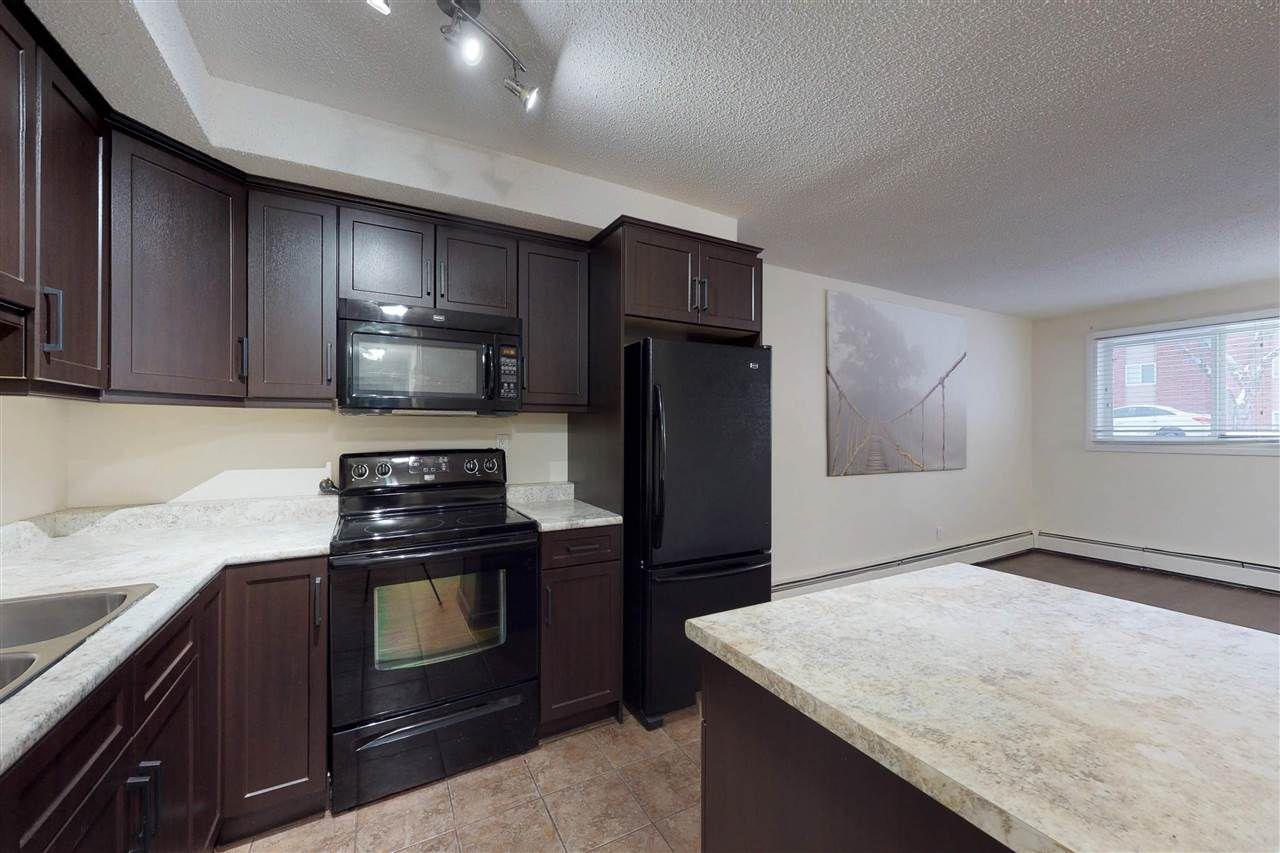 Main Photo: 106 10624 123 Street NW in Edmonton: Zone 07 Condo for sale : MLS®# E4141527