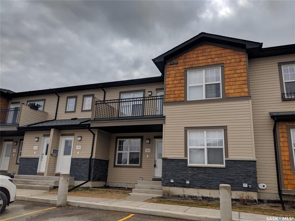 Main Photo: 1407 1015 Patrick Crescent in Saskatoon: Willowgrove Residential for sale : MLS®# SK759621