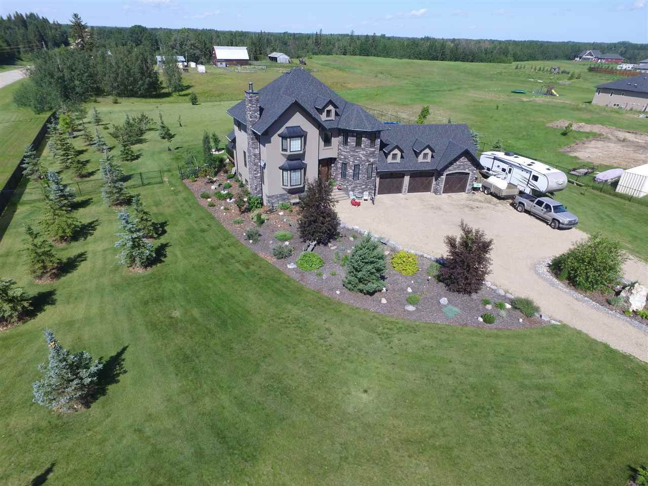 Main Photo: 2-26510 TWP RD 511: Rural Parkland County House for sale : MLS®# E4145449
