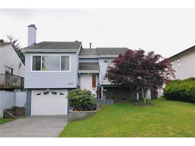 Main Photo: 1208 NESTOR Street in Coquitlam: New Horizons House for sale : MLS®# V892004