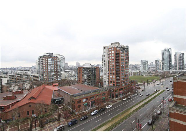 Main Photo: # 902 212 DAVIE ST in Vancouver: Yaletown Condo for sale (Vancouver West)  : MLS®# V1006089