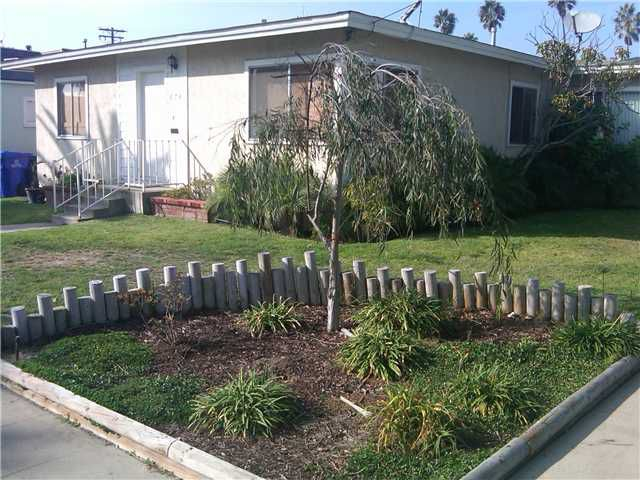 Main Photo: PACIFIC BEACH Home for sale or rent : 2 bedrooms : 878 Thomas