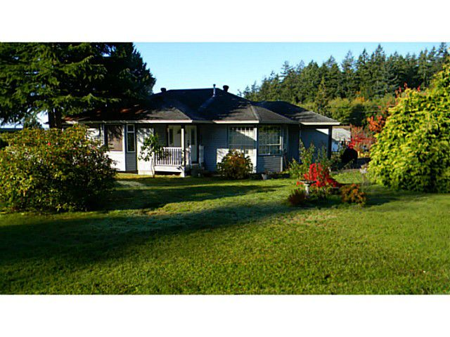 Main Photo: 1551 ISLANDVIEW Drive in Gibsons: Gibsons & Area House for sale (Sunshine Coast)  : MLS®# V1061870