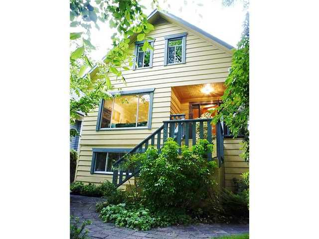 Main Photo: 264 E 23RD Avenue in Vancouver: Main House for sale (Vancouver East)  : MLS®# V1067543
