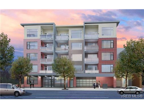 Main Photo: SIDNEY CONDO (Pending SOLD With Ann Watley): Buy Meridian Residences 250 656-0131