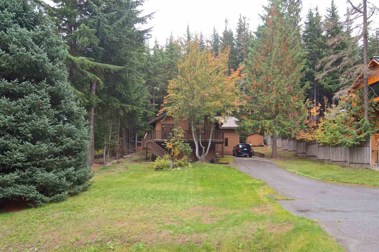 Main Photo: 6534 BALSAM Way in Whistler: Whistler Cay Estates House for sale : MLS®# R2001721