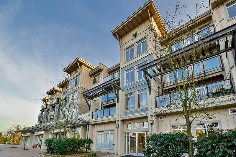Main Photo: 311 15380 102A Avenue in Surrey: Guildford Condo for sale (North Surrey)  : MLS®# R2045256