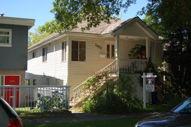 Main Photo: 3453 GARDEN Drive in Vancouver: Grandview VE House for sale (Vancouver East)  : MLS®# R2095402