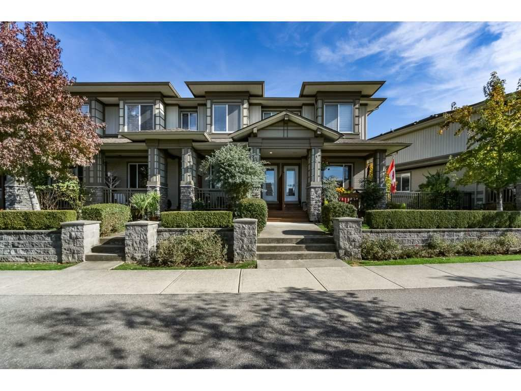 "Main Photo: 149 18701 66TH Avenue in Surrey: Cloverdale BC Townhouse for sale in ""ENCORE"" (Cloverdale)  : MLS®# R2115592"