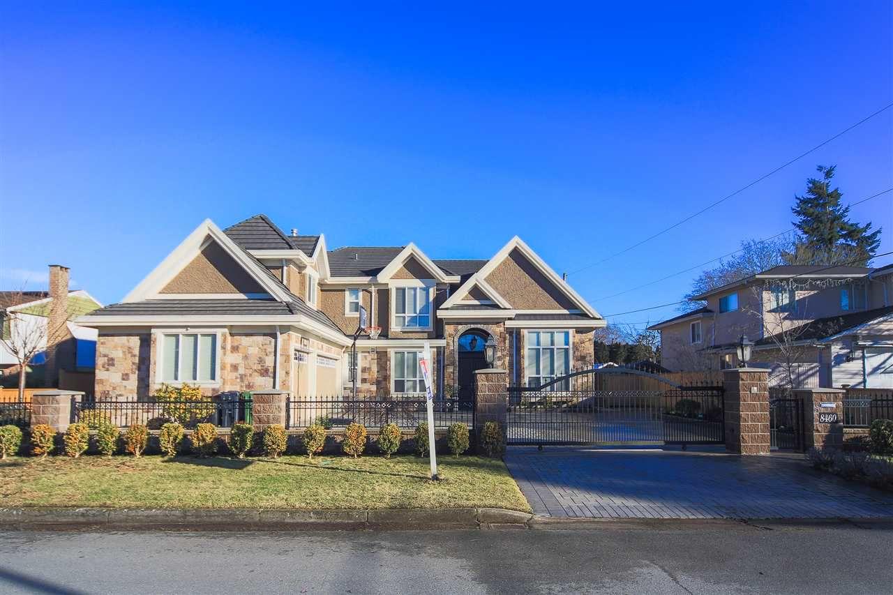 Main Photo: 8460 FAIRHURST Road in Richmond: Seafair House for sale : MLS®# R2157611