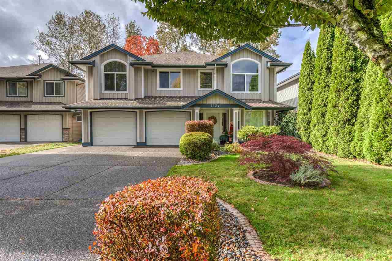 Main Photo: 12241 201 Street in Maple Ridge: Northwest Maple Ridge House for sale : MLS®# R2160586