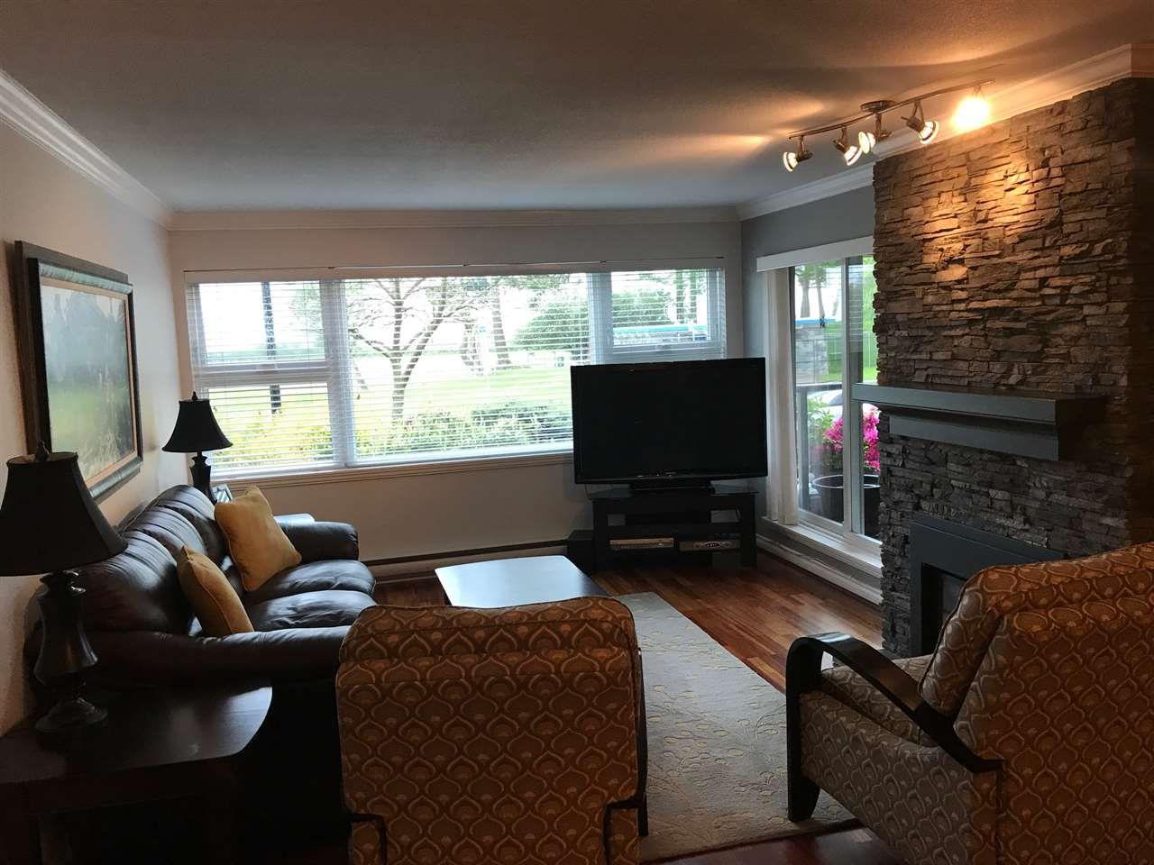 """Main Photo: 107 15809 MARINE Drive: White Rock Condo for sale in """"Vista Del Mar"""" (South Surrey White Rock)  : MLS®# R2166547"""