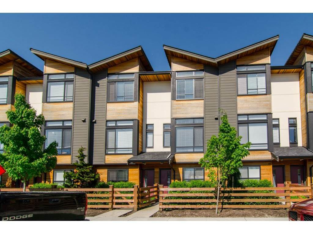 """Main Photo: 96 7811 209 Street in Langley: Willoughby Heights Townhouse for sale in """"EXCHANGE"""" : MLS®# R2169775"""