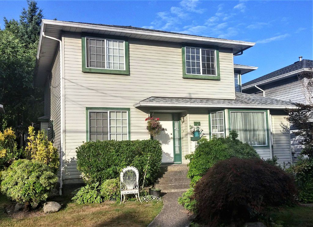 Main Photo: 722 COLBORNE Street in New Westminster: GlenBrooke North House for sale : MLS®# R2196795